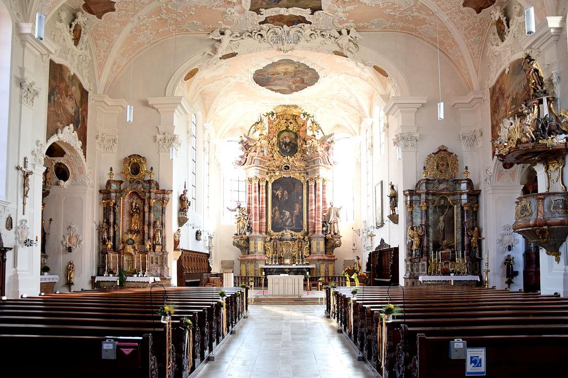Hilpoltstein kath kirche Pfarrverband Hilpoltstein: