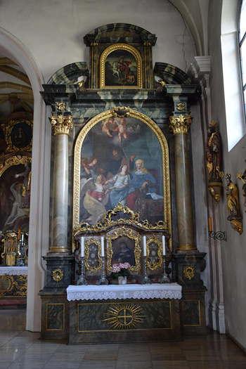 Pfarrkirche St. Antonius Abbas - rumabel