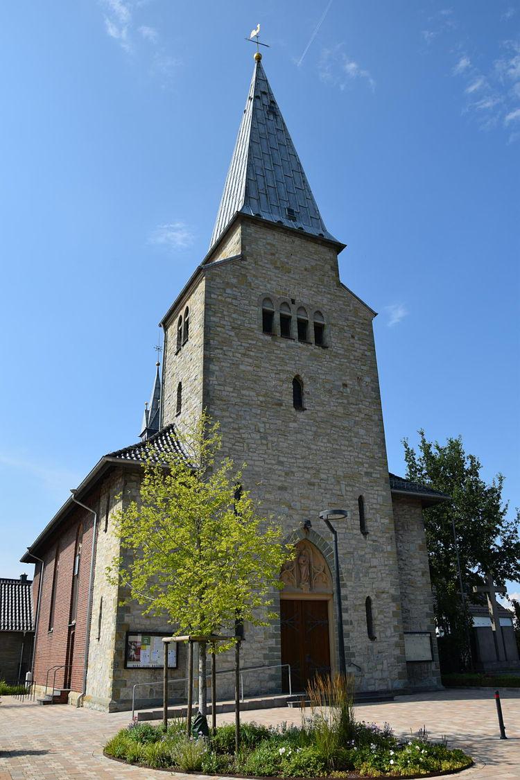 Pfarrkirche Herz Jesu - rumabel