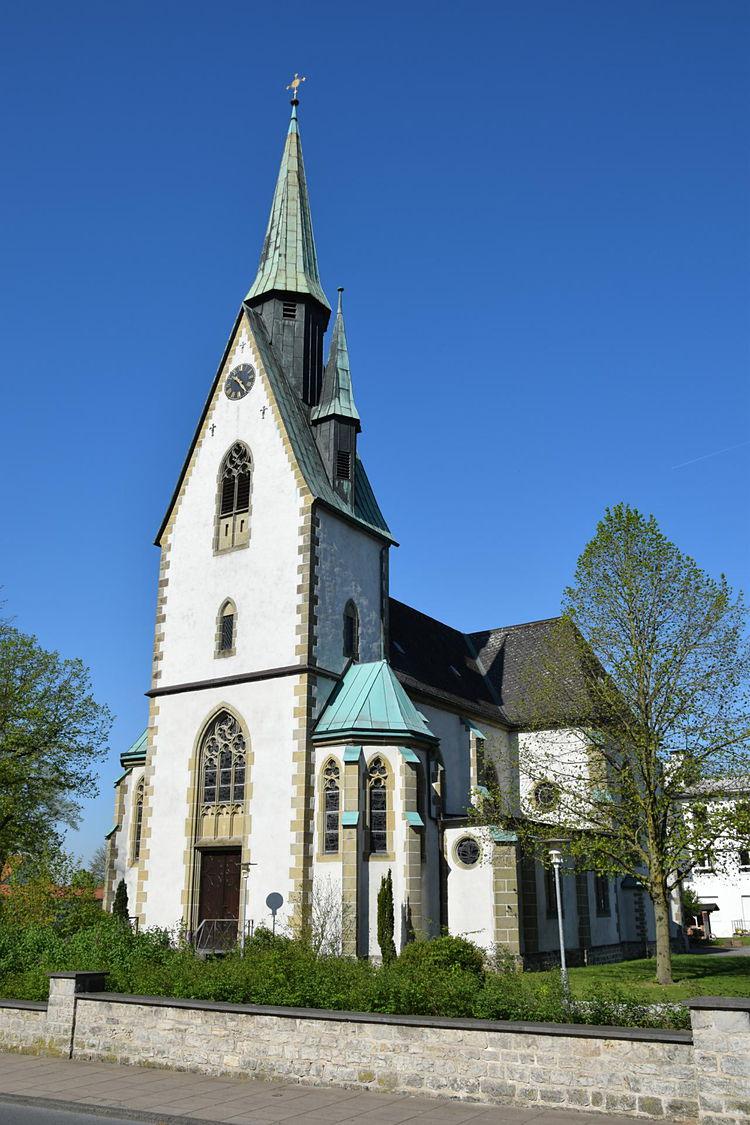 Pfarrkirche Herz-Jesu - rumabel