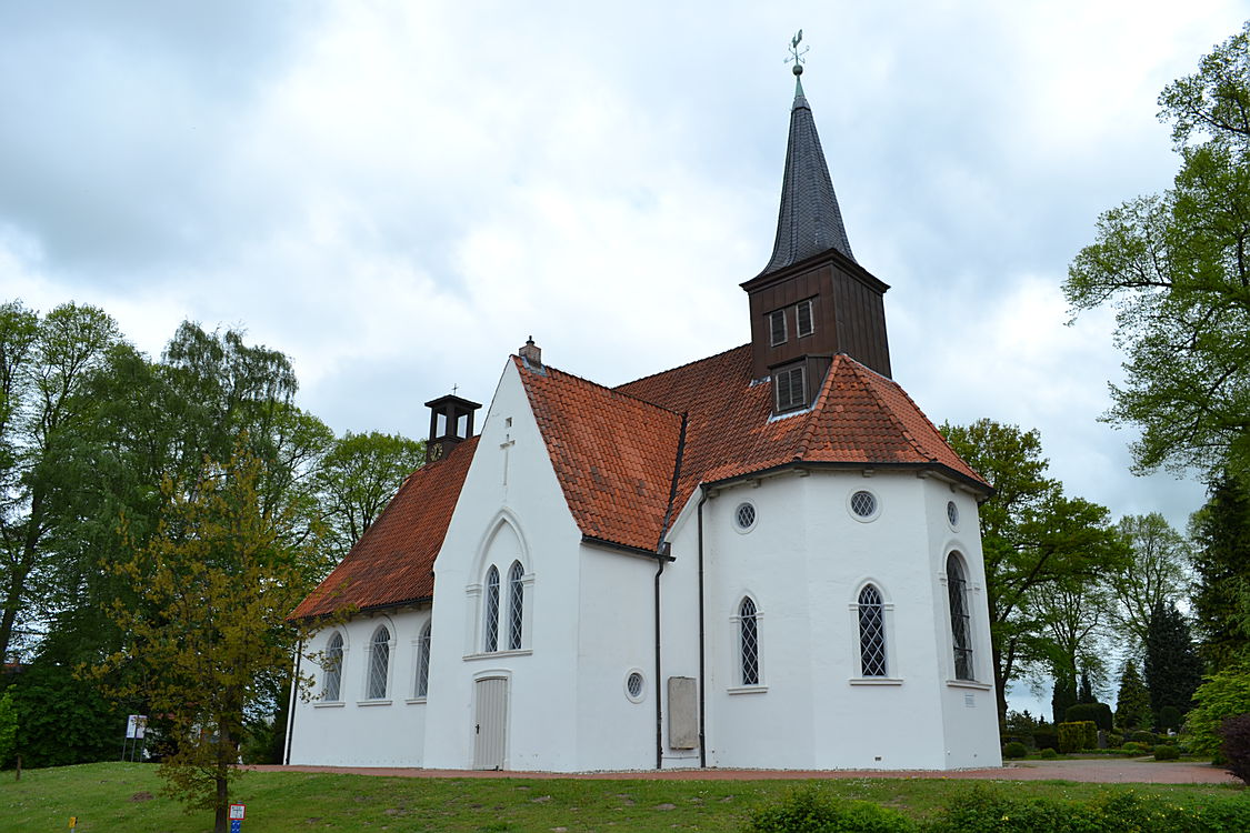 Matthias Claudius Kirche